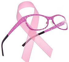 Thinking Pink in October: Eyecare Vendors Supporting the Cause