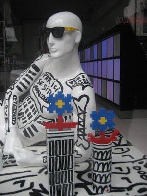 French Designer Jean-Charles de Castelbajac; PhotoL spectaclelovesyou.blogspot.com