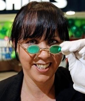 emerald glasses
