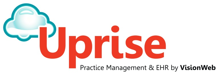 Uprise Practice Management and EHR by VisionWeb