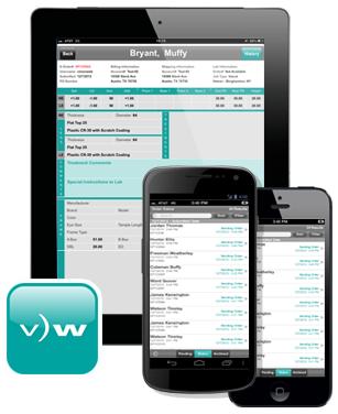 VisionWeb App