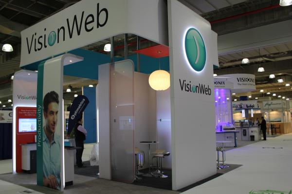 VisionWeb Rebrand