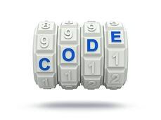 Electronic claim filing coding