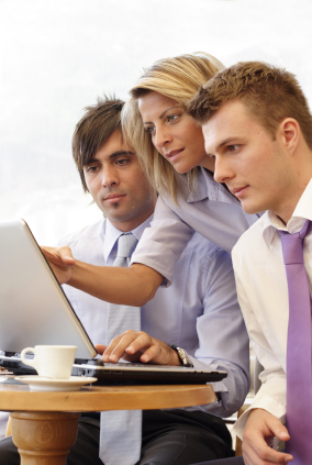 Electronic claim filing staff