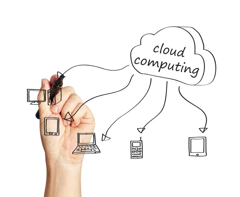 Cloud computing practice management
