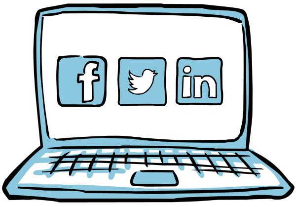 optical social media