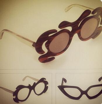 Frames Glasses Vintage