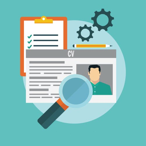 Tips for writing a professional bio for your optometric practice webpage.