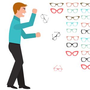 Angry Optical Customer Blog