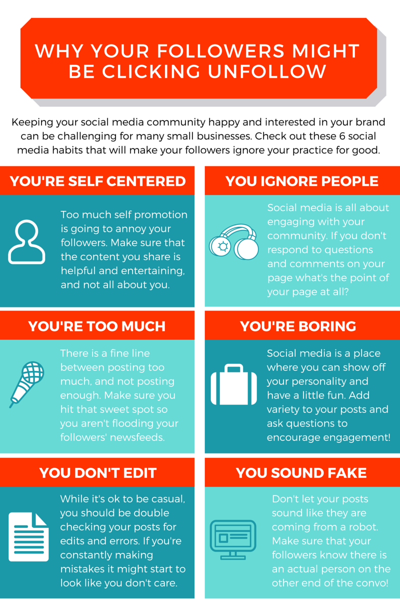 social media for optometrists