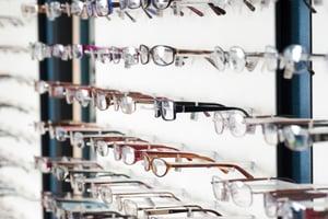 Wall of Glasses VisionWeb