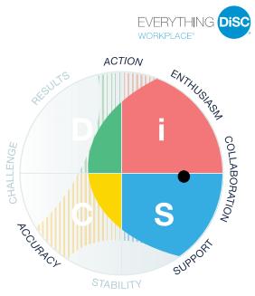 DiSC behavioral styles