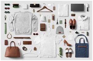 Clothing / Fashion / T-Shirt Mockup ~ Product Mockups on ...