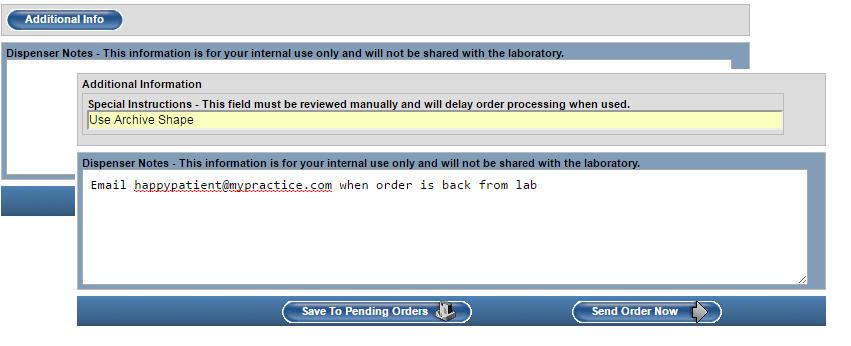 online lab ordering