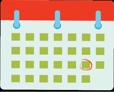 calendar-claim-filing